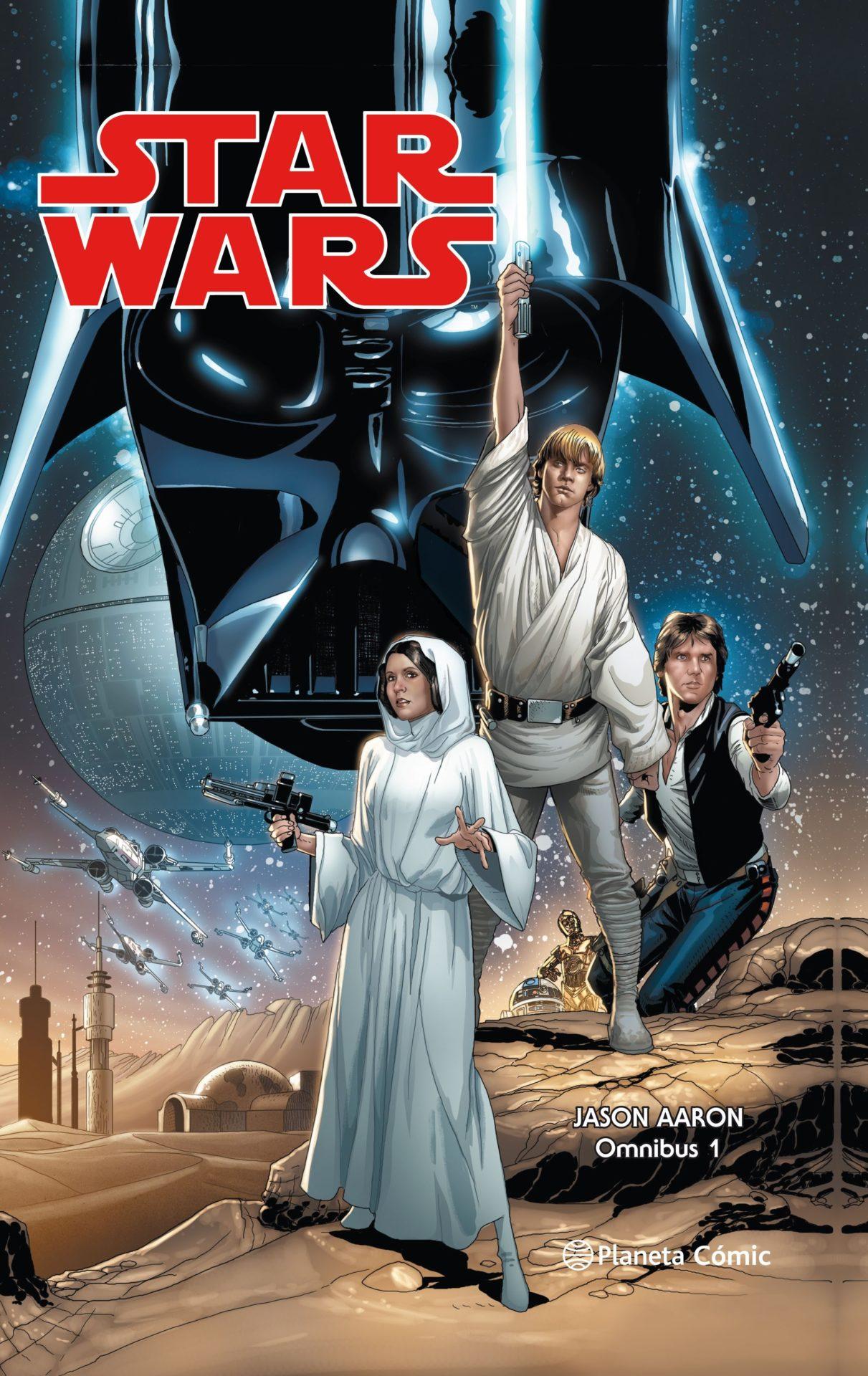 star wars jason aaron omnibus 1