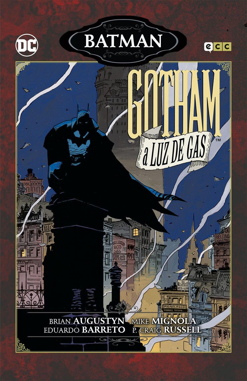 batman gotham a luz de gas
