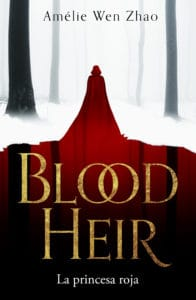 Blood Heir La princesa roja