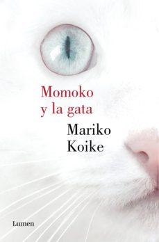 Momoko y la gata
