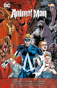 animal man el reino rojo