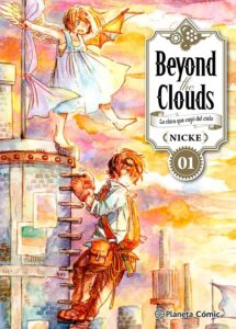 Beyond the clouds: La chica que cayó del cielo