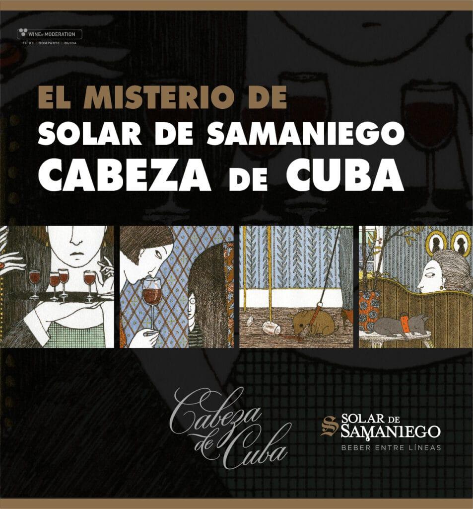 El misterio de Solar de Samaniego Cabeza de Cuba
