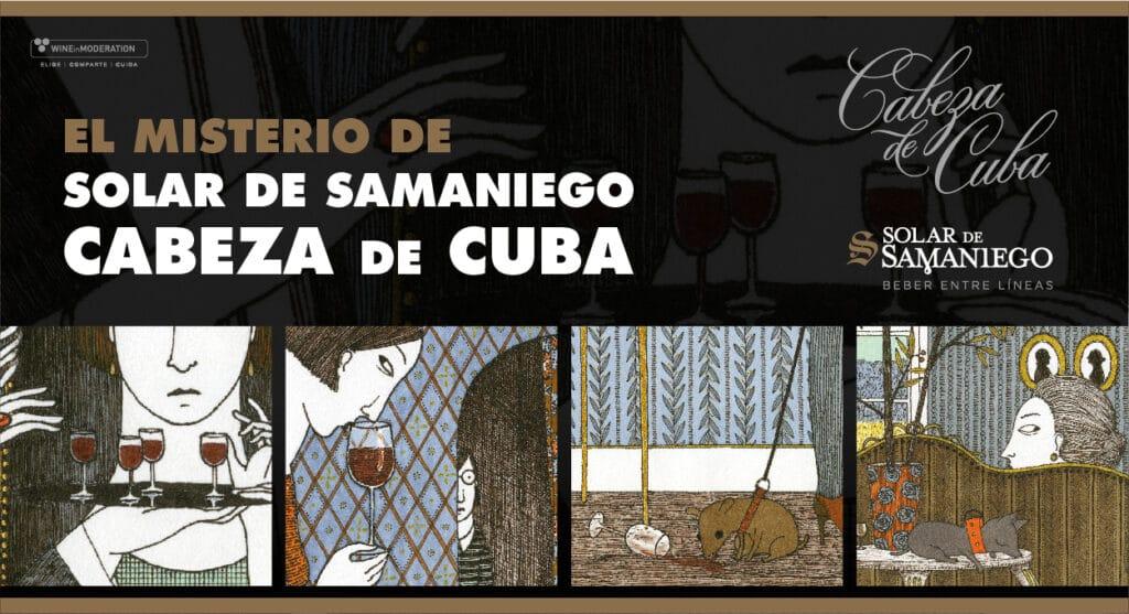 Misterio de Solar de Samaniego Cabeza de Cuba